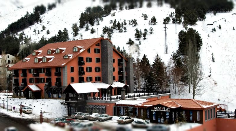 dedeman ski lodge otel