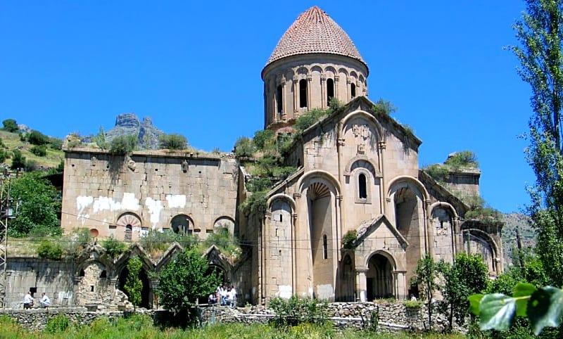 Öşvank Kilisesi Erzurum