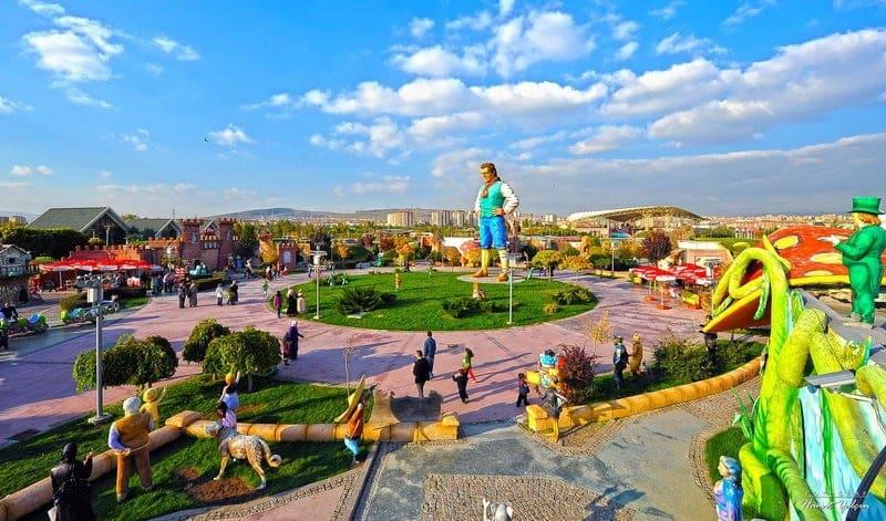 Harikalar Diyarı Ankara Gezilecek Yerler
