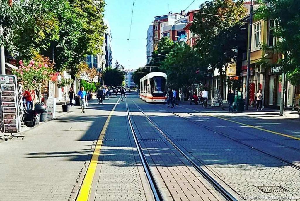 İki Eylül Caddesi Eskişehir