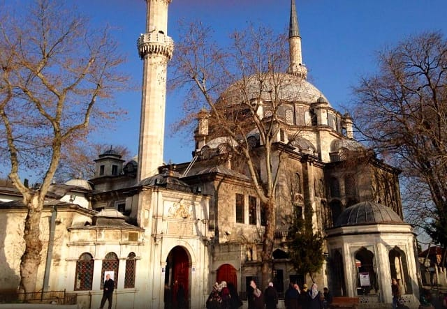Image result for Eyup Sultan Mosque