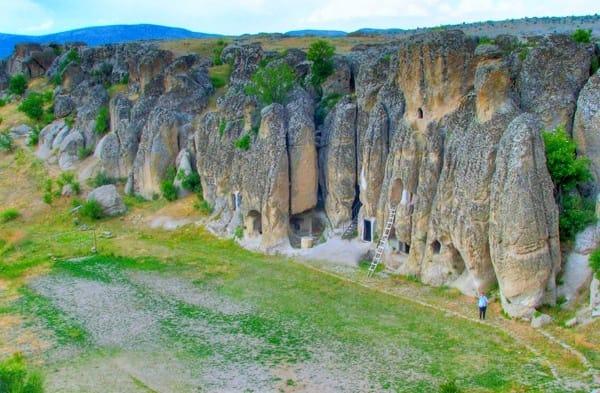 Kilistra Antik Kenti Konya
