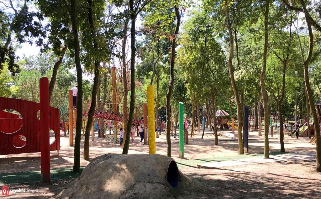 Emirgan Korusu Çocuk Parkları