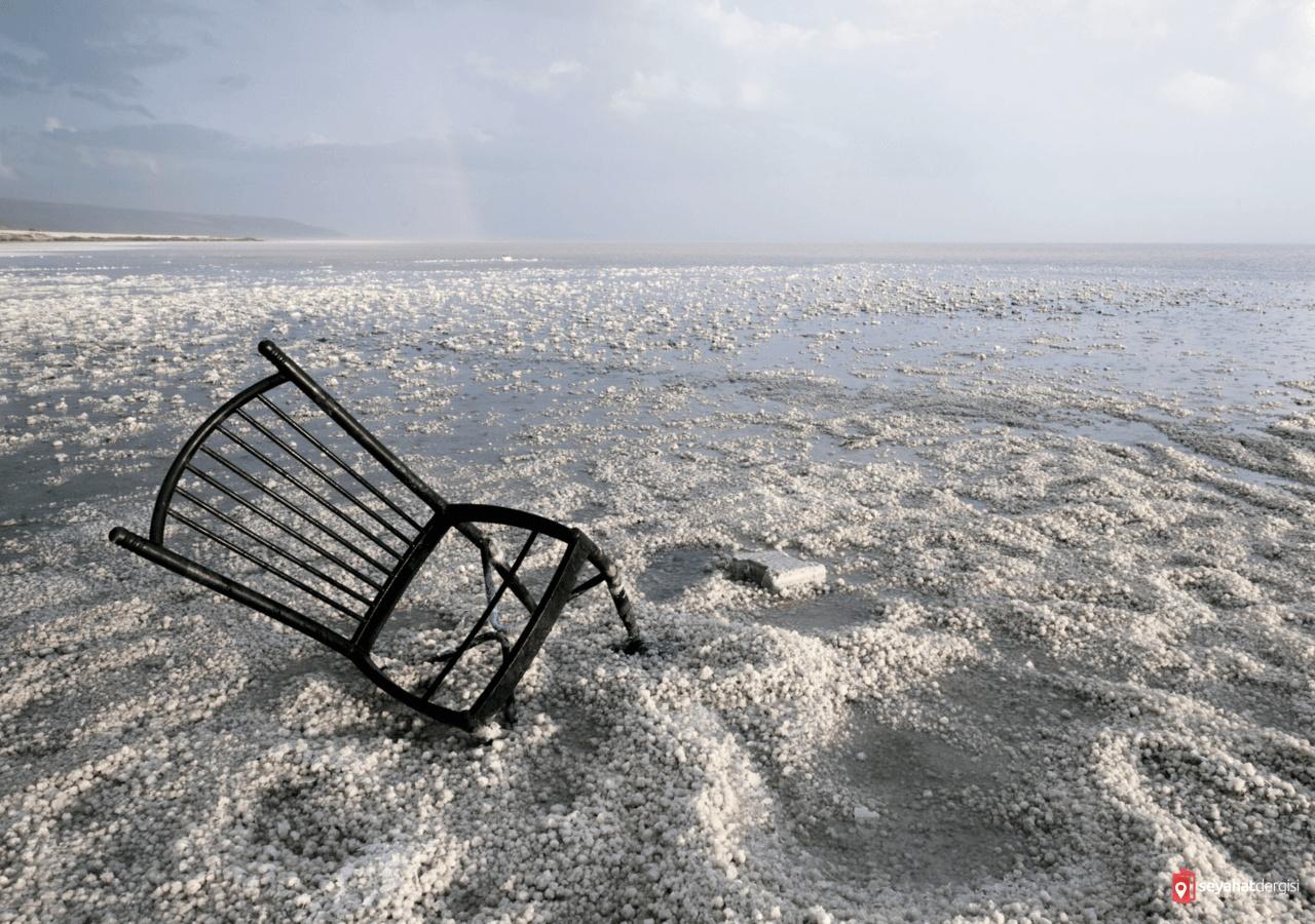 Tuz Gölü Efsanesi