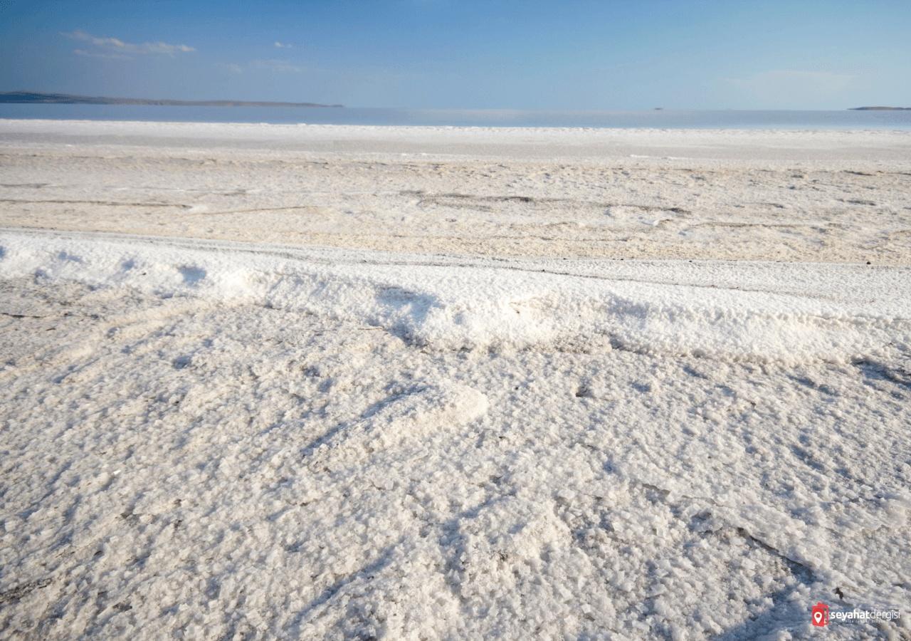 Tuz Gölü Oluşumu