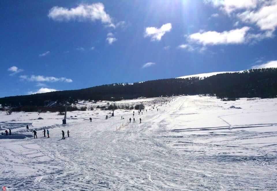 Ardahan Yalnızçam Kayak Merkezi Pistleri