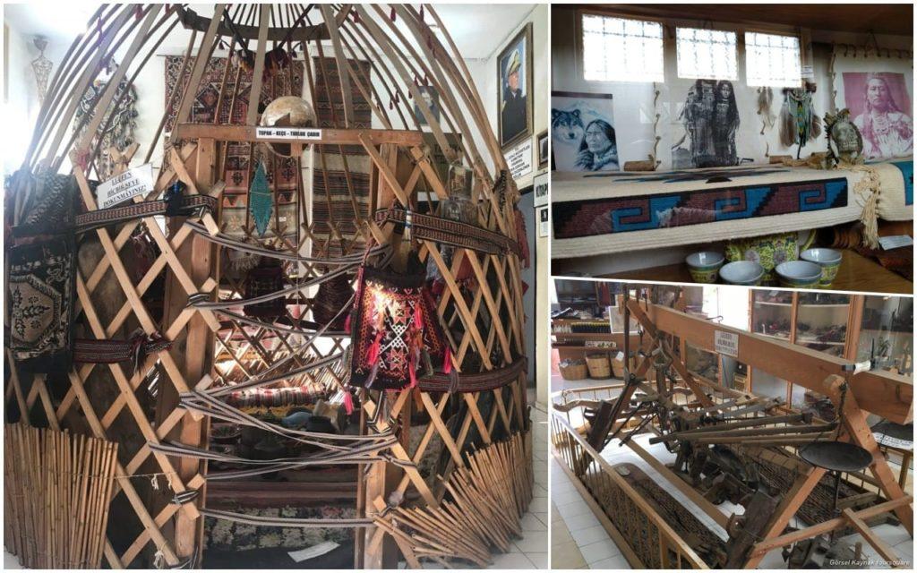 Tahtakuşlar Müzesi Balıkesir gezilecek yerler
