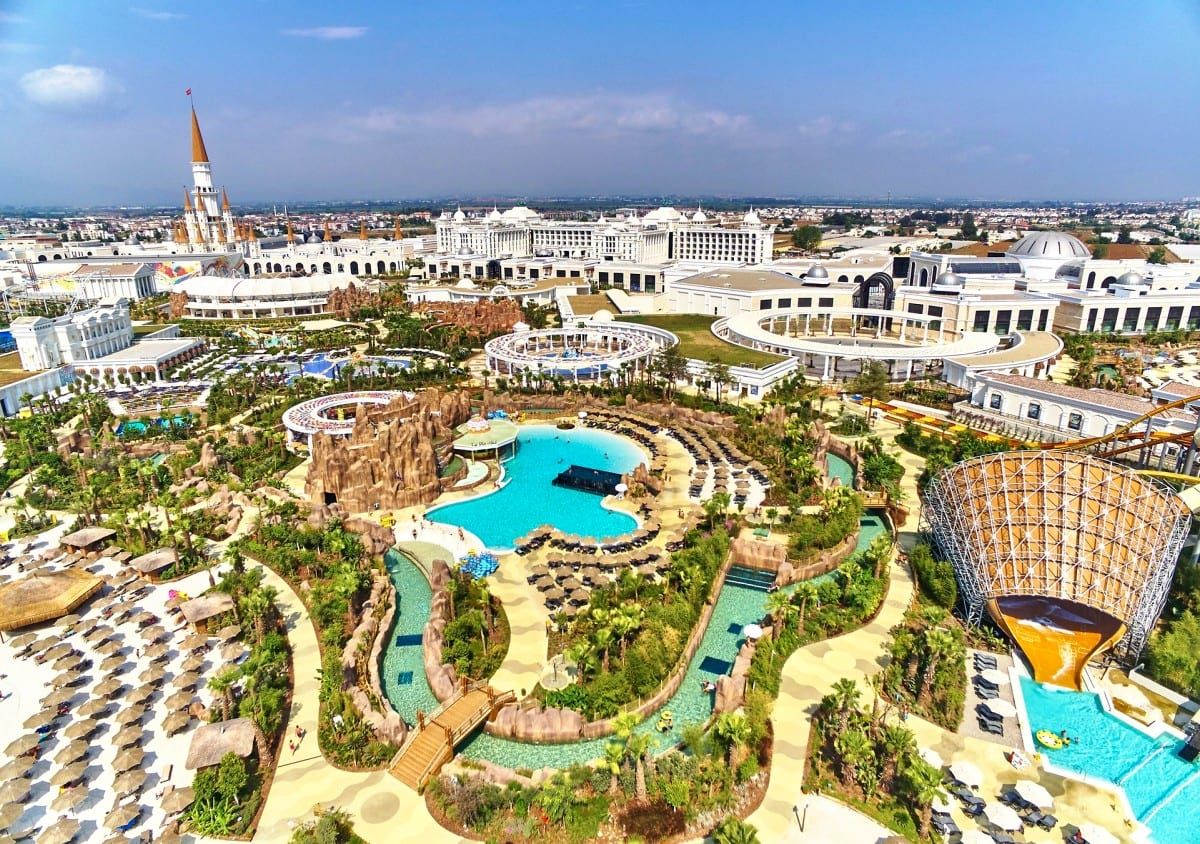The Land of Legends Kingdom Hotel Antalya'nın en iyi otelleri