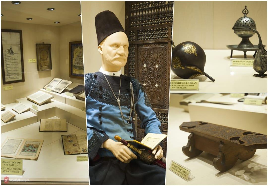 Etnografya Müzesi El Yazmaları
