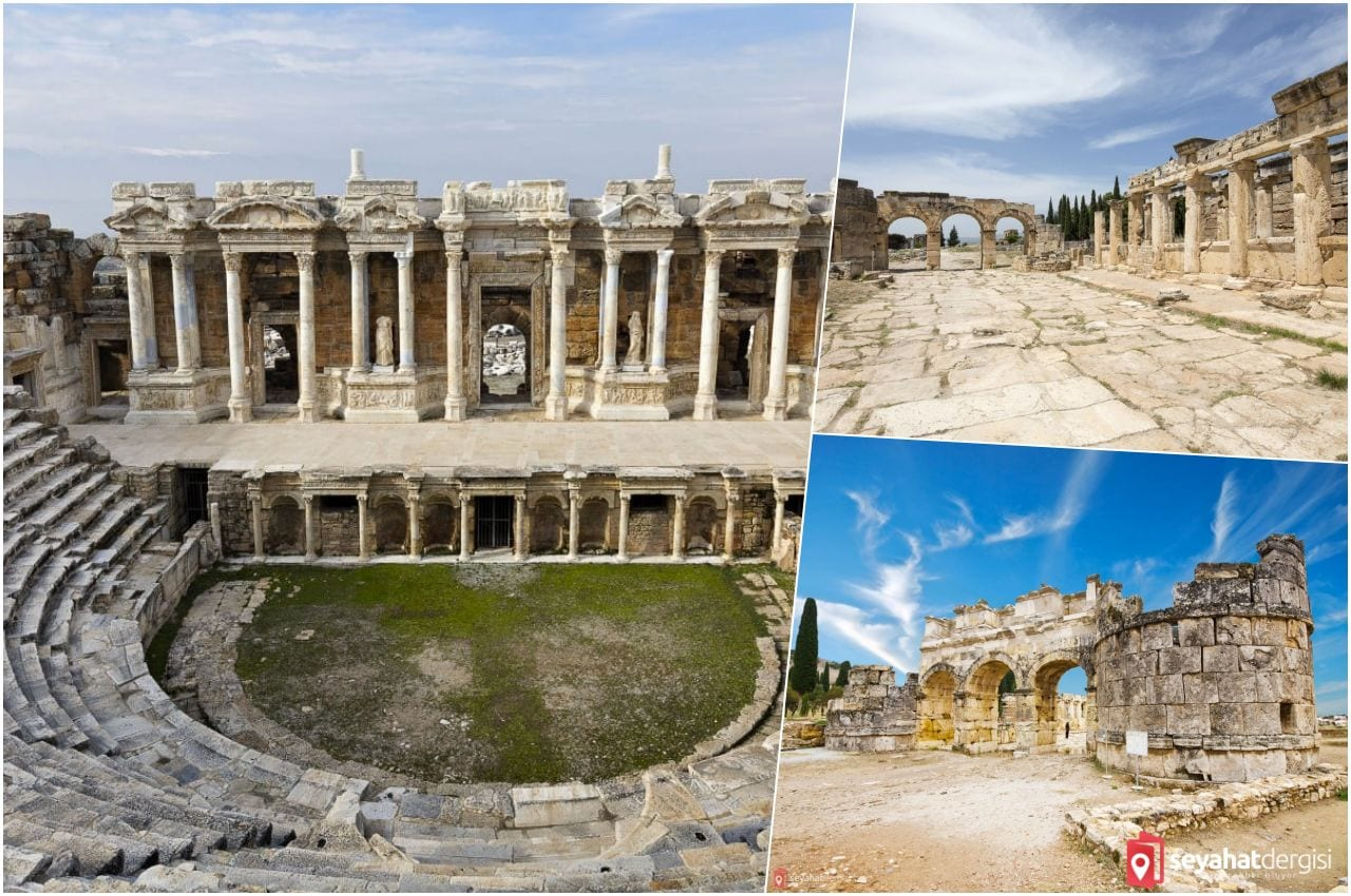 Hierapolis Antik Kenti Denizli