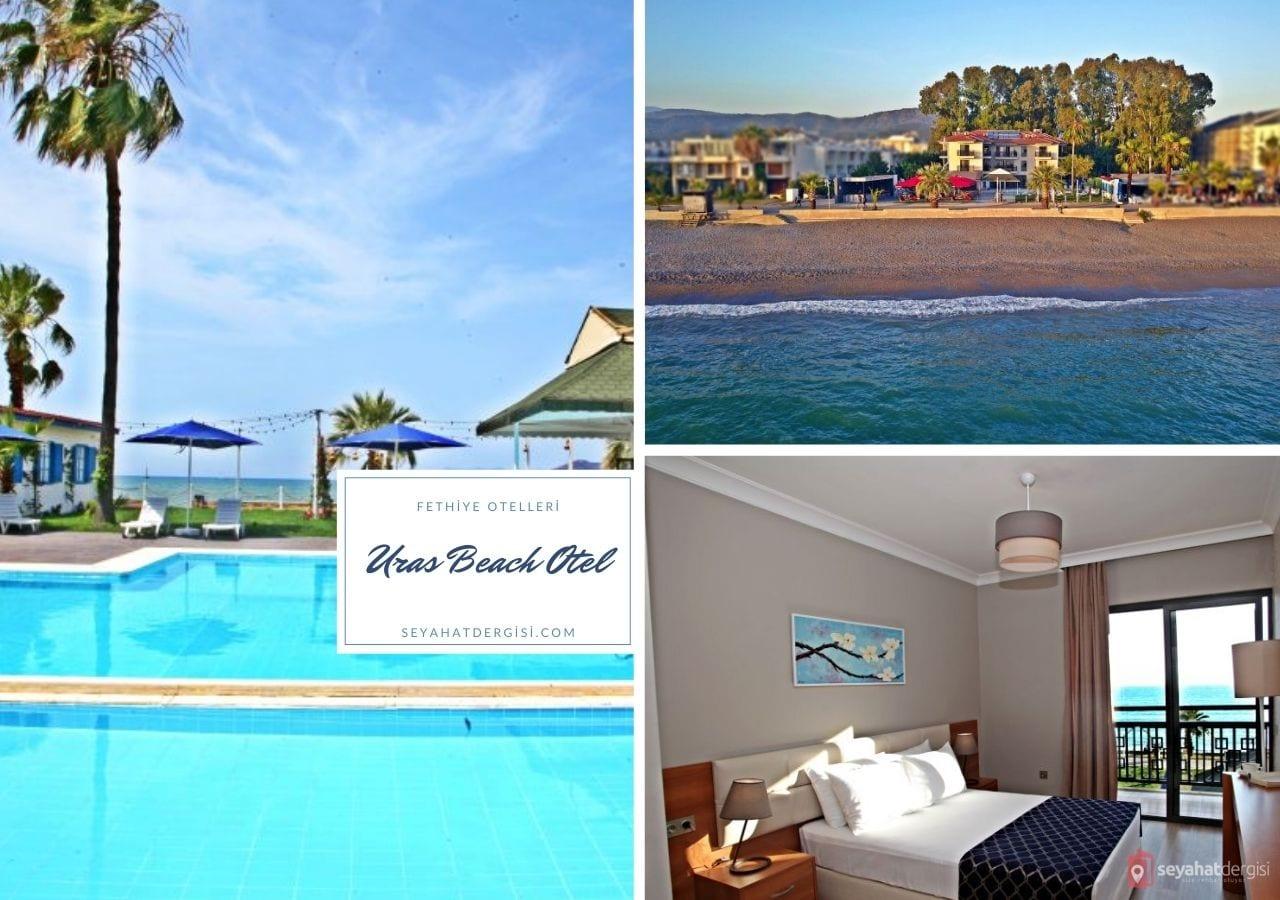 Uras Beach Otel Fethiye