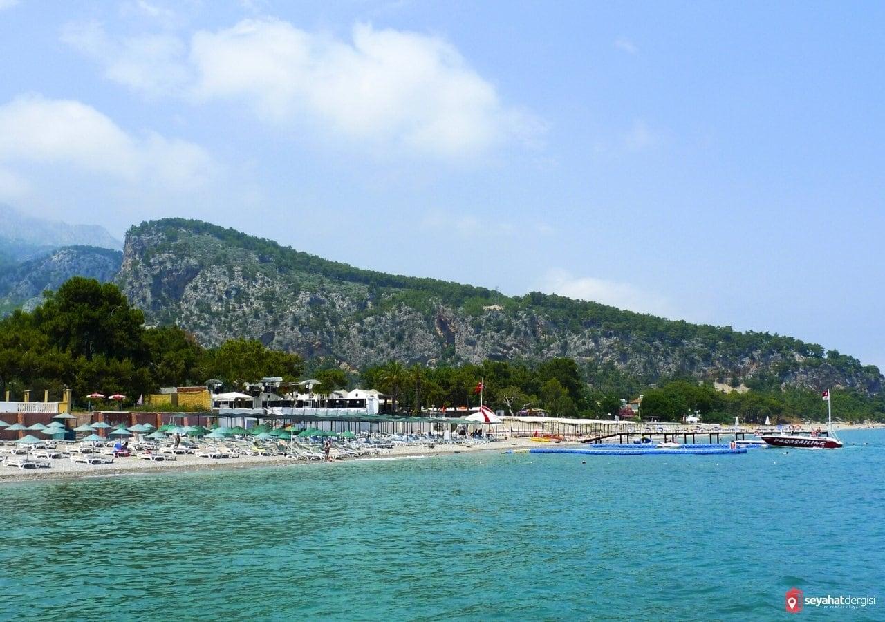 Beldibi Plajı