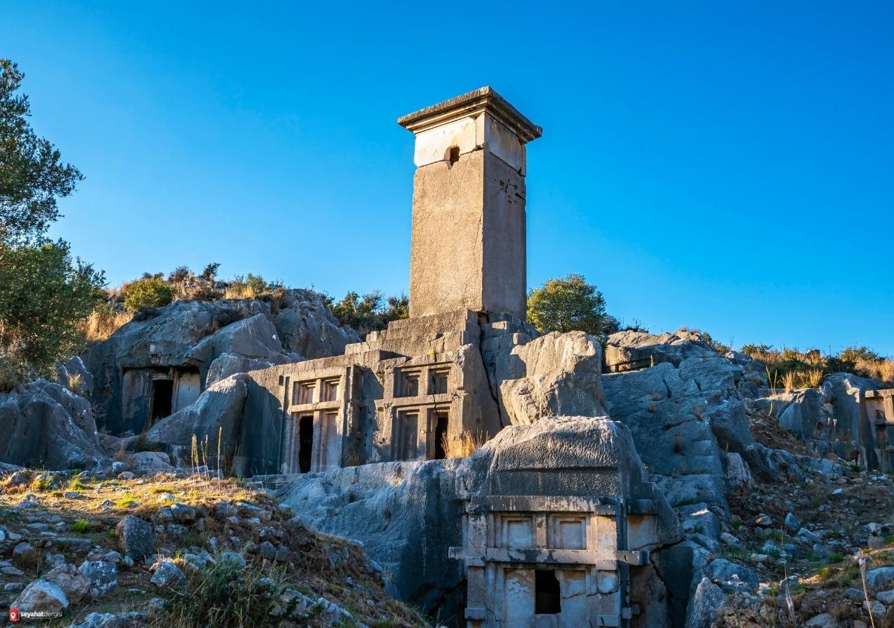 Xanthos Antik Kenti Eserleri